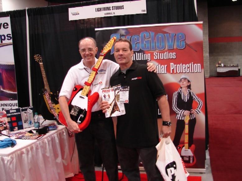 Patrick & Dave Westin